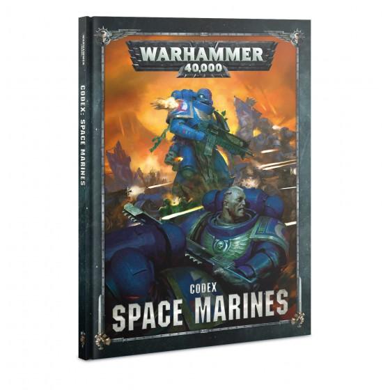 Codex: Space Marines (2019)