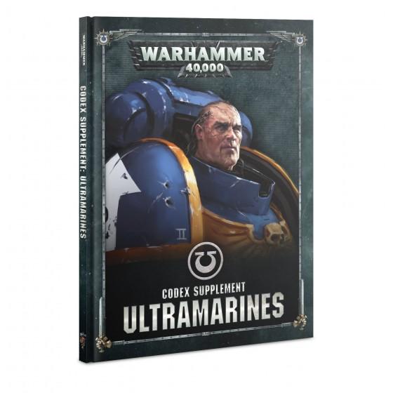 Codex Supplement: Ultramarines (2019)
