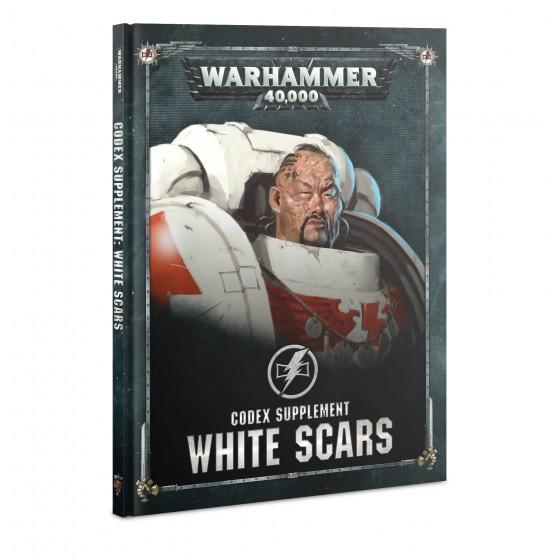Codex Supplement: White Scars (2019)