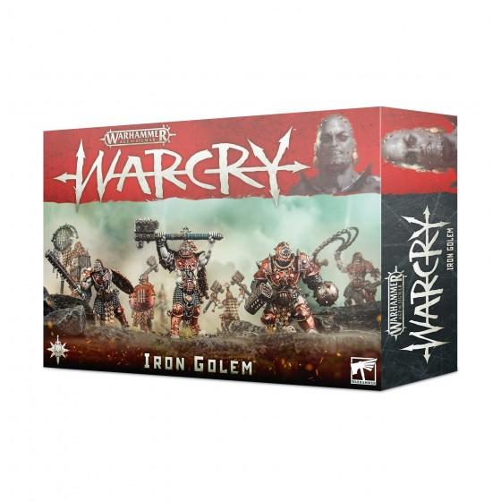 Warcry Iron Golem