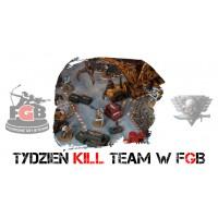 Tydzień Kill Team w FGB - 16 września - 21 września