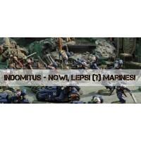 Indomitus - Nowi Marines, z czym ich jeść!