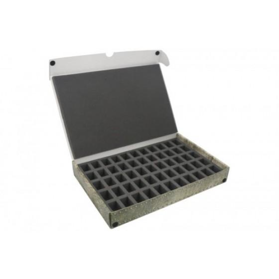 Pudełko standardowe z pianką na 55 małych modeli