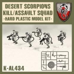 K-AL434 Desert scorpions kill/assault squad