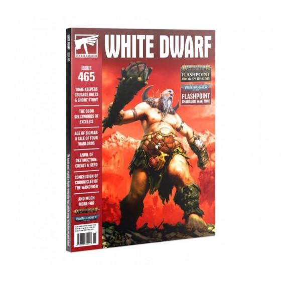 White Dwarf 465 - czerwiec 2021